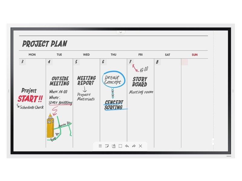 Samsung Samsung Flip 2 55 inch interactive whiteboard