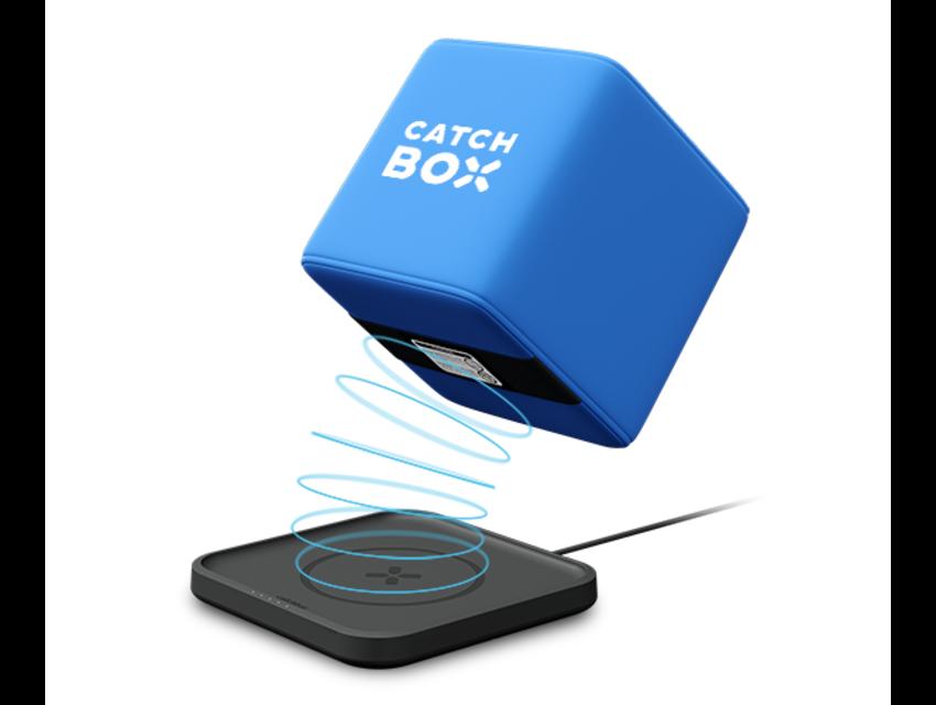 Catchbox draadloze oplader