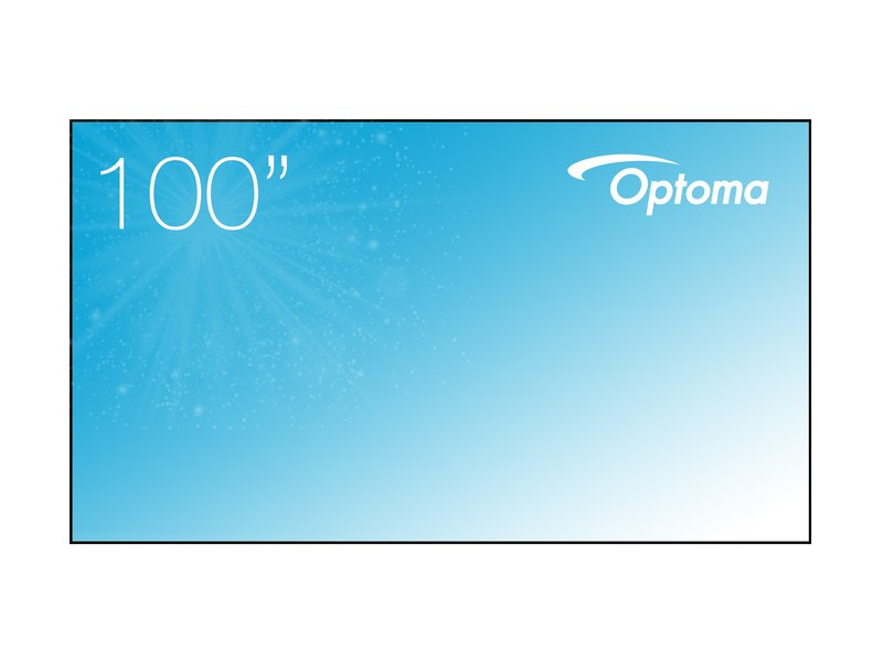 Optoma Optoma ALR101 projectiescherm