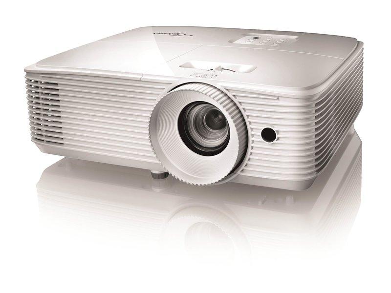 Optoma Optoma HD29HLV Full HD home cinema beamer