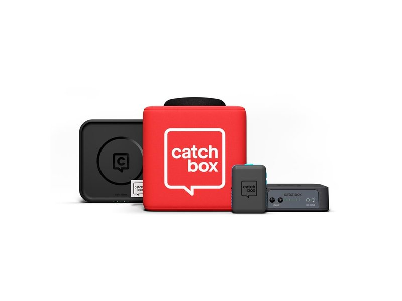 Catchbox Catchbox Plus Rood