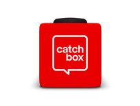 Catchbox Plus Rood
