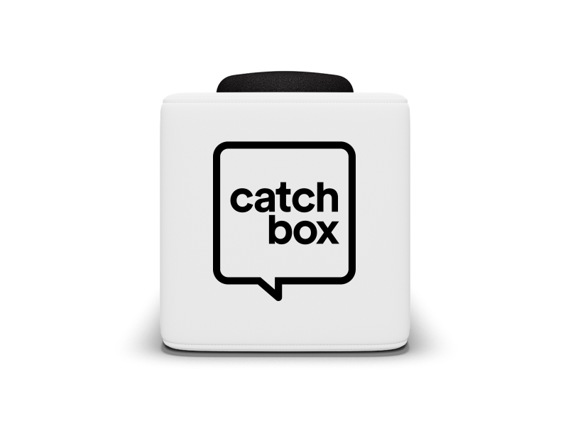 Catchbox Catchbox Plus Wit