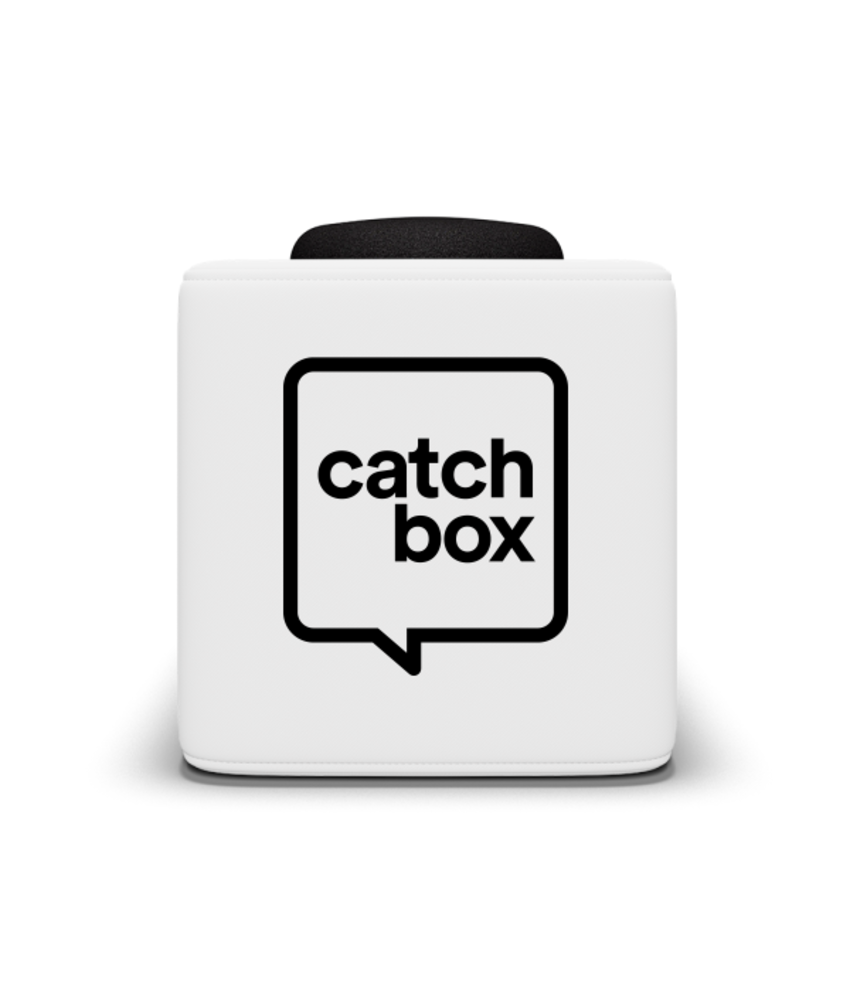 Catchbox Plus Wit