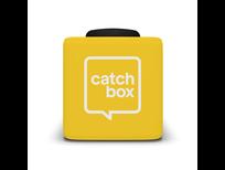 Catchbox Plus Geel