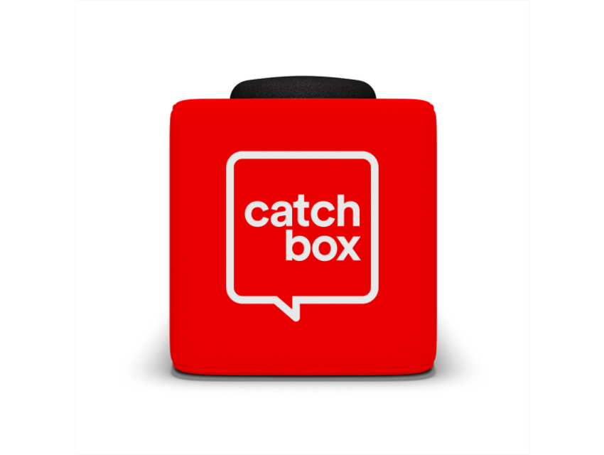 Catchbox Lite Rood