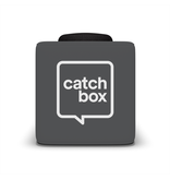 Catchbox Catchbox Lite Donkergrijs