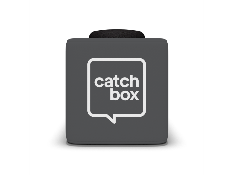 Catchbox Catchbox Plus Grijs