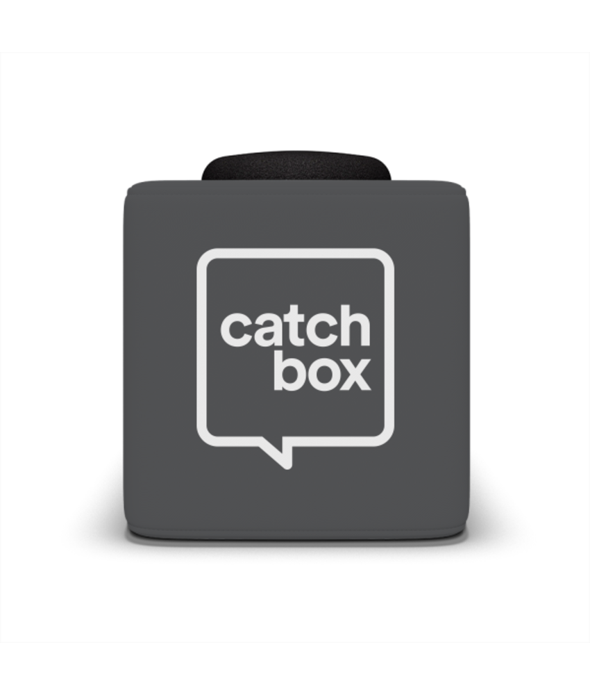 Catchbox Plus Grijs