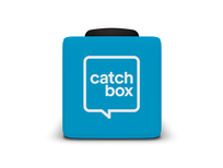 Catchbox Lite Blauw