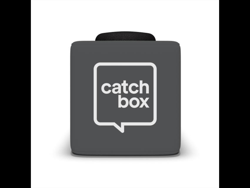 Catchbox Pro Module Donkergrijs