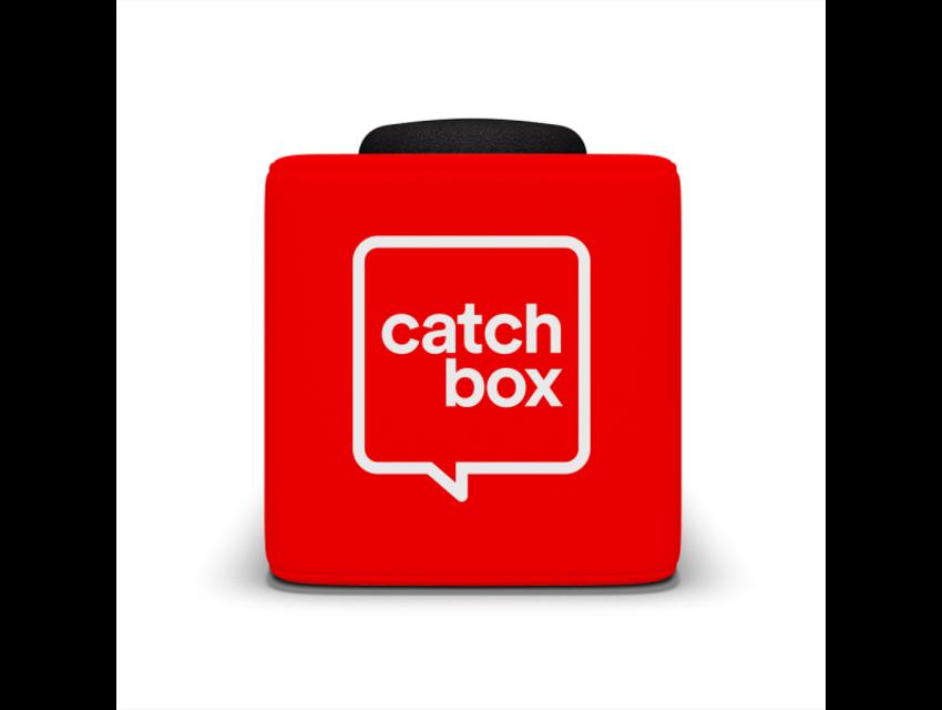 Catchbox Pro Module Rood
