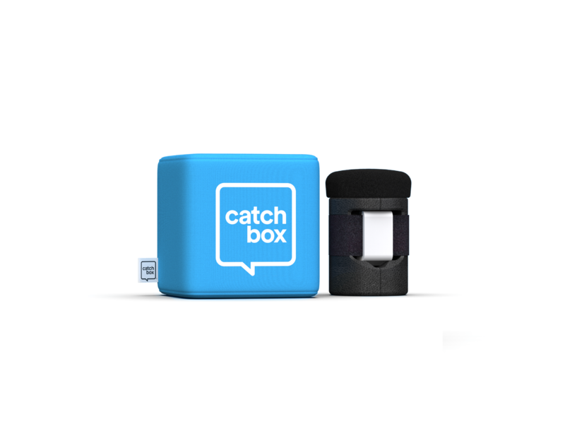 Catchbox Catchbox Pro Module Rood