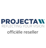 Projecta Projecta DescenderPro WS wide mat wit zonder rand