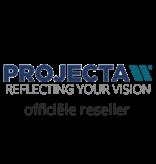 Projecta Projecta DescenderPro WS video mat wit zonder rand