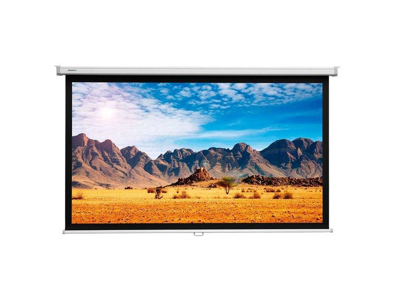 Projecta Projecta Slimscreen HDTV mat wit projectiescherm zonder rand