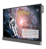 "BenQ BenQ RM5502K  interactief 55"" 4K display"
