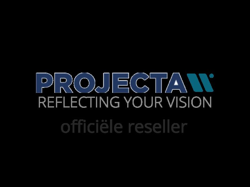 Da-Lite Da-Lite Parallax Pure 0.8 HDTV vast frame projectiescherm
