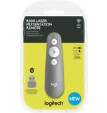 Logitech Logitech R500 draadloze presenter grijs