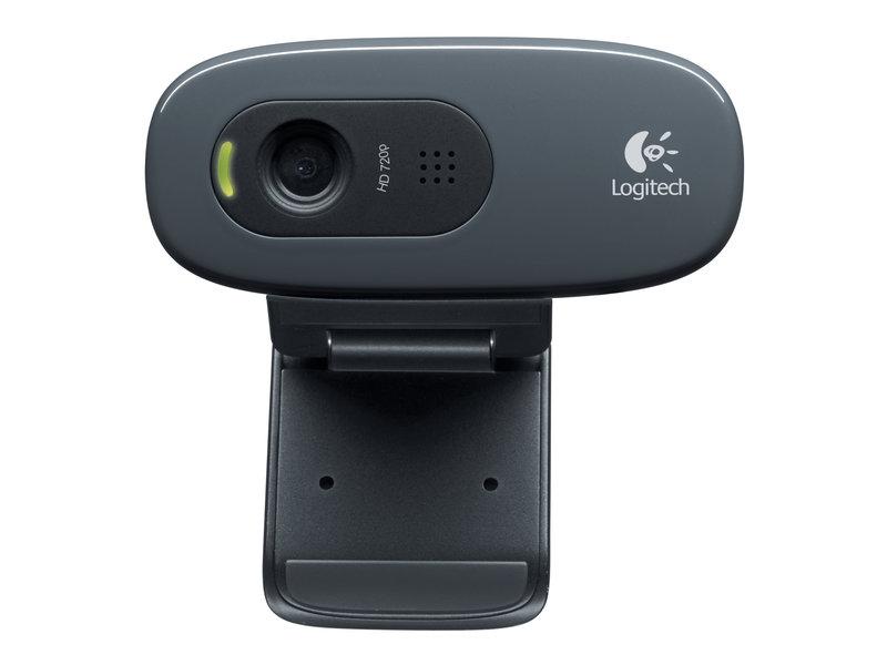 Logitech Logitech C270 HD Webcam 960-001063