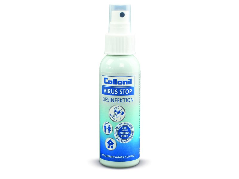 Collonil Collonil Stop Virus 100ml desinfectiespray 5 x