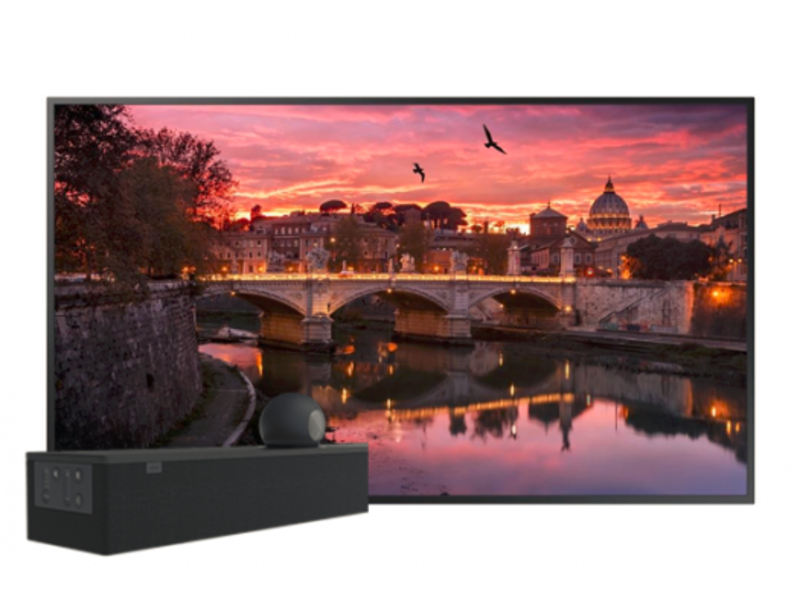 Samsung QB49R met Acendo Vide 5100 set