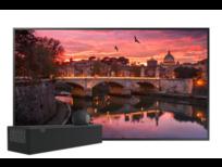 Samsung QB55R + Acendo Vide 5100