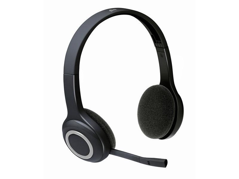 Logitech Logitech H600 draadloze koptelefoon