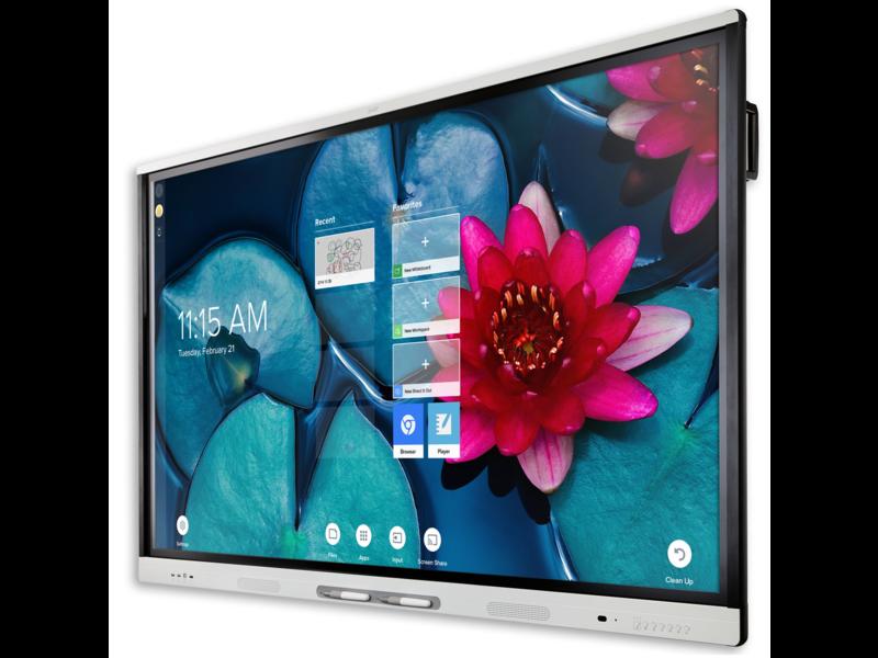 SMART Technologies SMART MX265-V2 iQ  Interactief Whiteboard