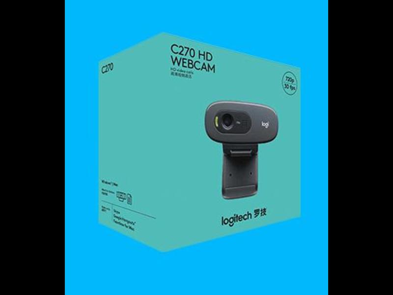 Logitech Logitech C270i HD IPTV Webcam