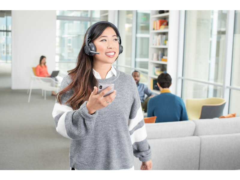 Logitech Logitech Zone Wireless koptelefoon