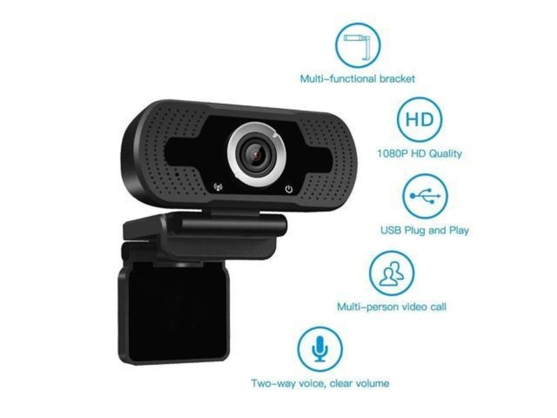 Dericam Dericam Full HD webcam