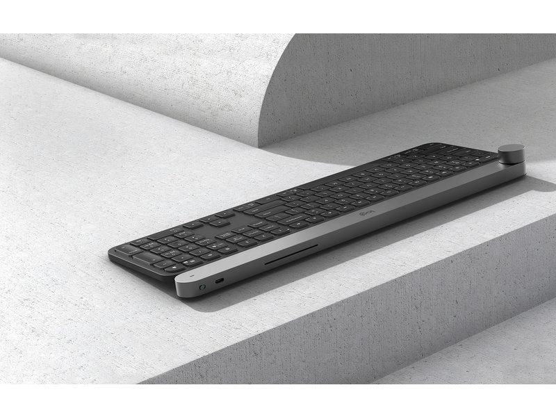 Logitech Logitech Craft draadloos toetsenbord