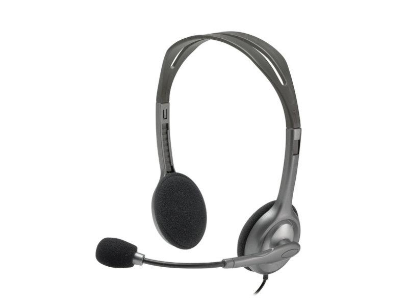 Logitech Logitech H111 981-000593 headset