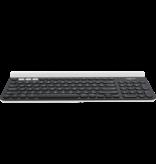 Logitech Logitech 920-008042 Draadloos toetsenbord