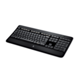 Logitech Logitech 920-002380 Draadloos toetsenbord