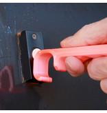 Mobiele deuropener Febris zwart
