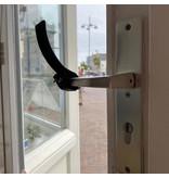 Handenvrije deuropener Iaso zwart
