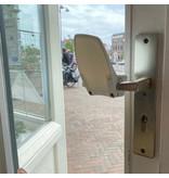 Handenvrije deuropener Carna blauw