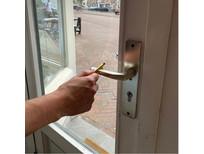 Mobiele deuropener Paean goud
