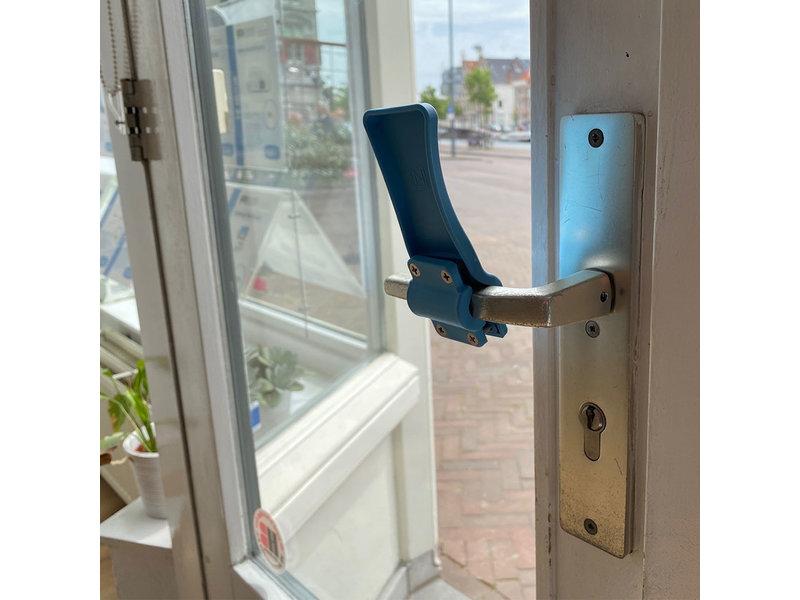 Handenvrije deuropener Novas