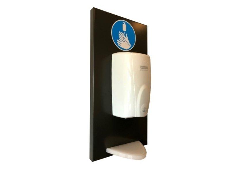 Desinfectiezuil WP-W met bewegingssensor dispenser