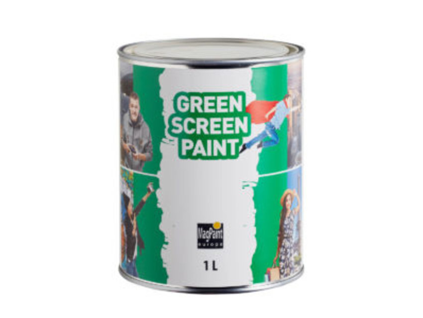 Greenscreenpaint