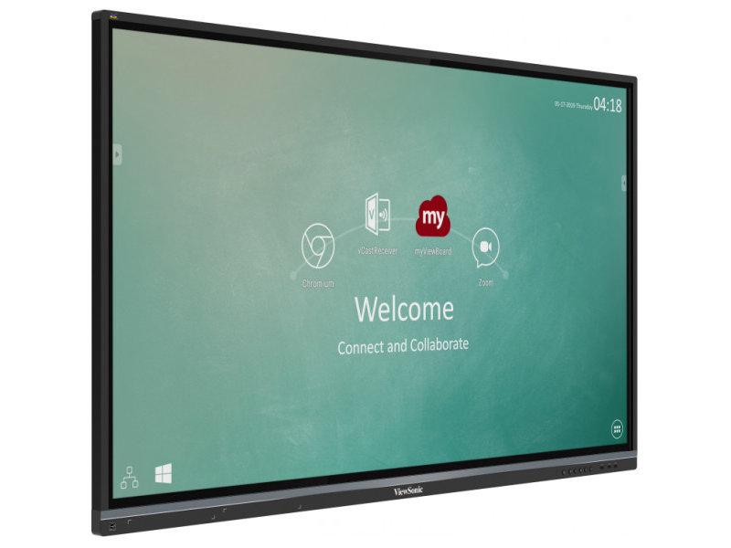 Viewsonic Viewsonic IFP5550-2EP 4K interactieve touch display