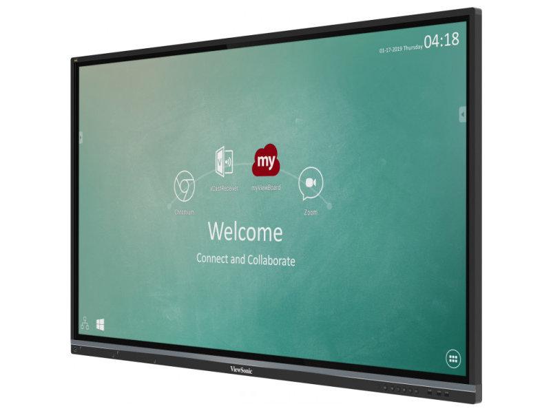 Viewsonic Viewsonic IFP6550-2EP 4K interactieve touch display