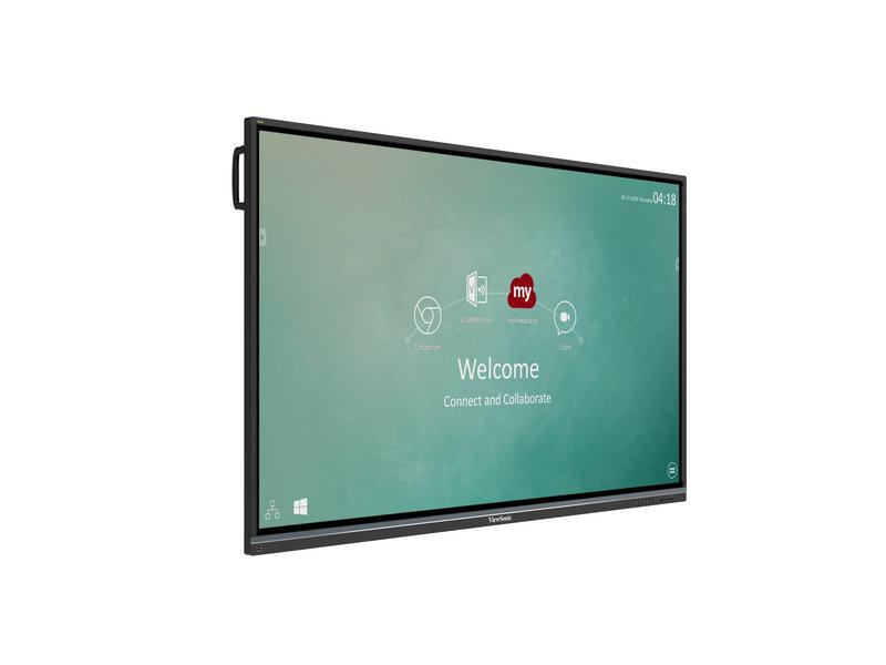 Viewsonic Viewsonic IFP7550-2EP 4K interactieve touch display