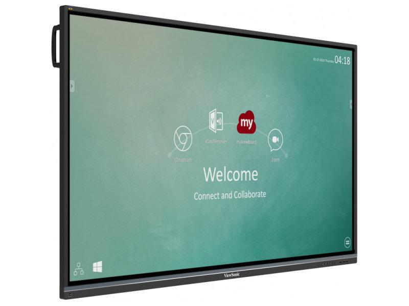 Viewsonic Viewsonic IFP8650-2EP 4K interactieve touch display