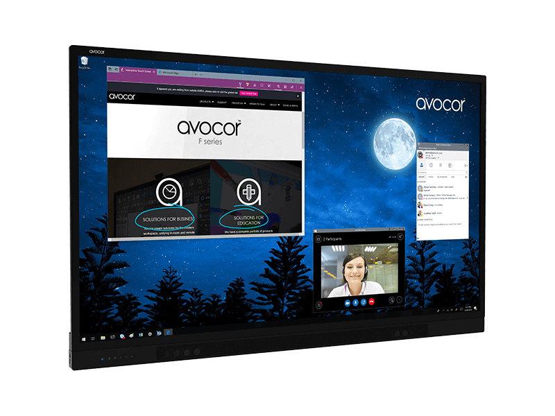 Avocor Avocor F6550 interactief touchscreen