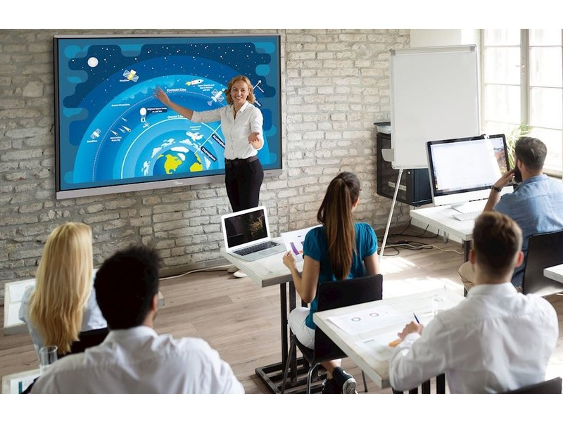Optoma Optoma 86 inch LED  interactief touchscreen