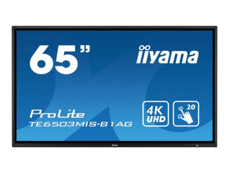 iiyama iiyama 65 inch 4K touch display